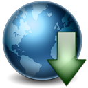 Earth Download icon