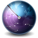 Earth Scan icon