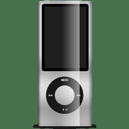 iPod nano gray icon