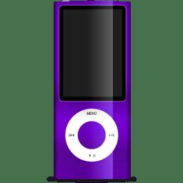 iPod nano purple icon