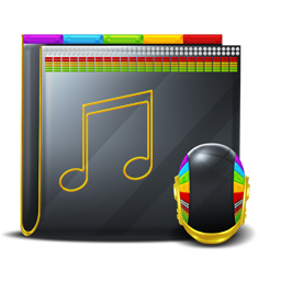 Guyman Folder Music icon