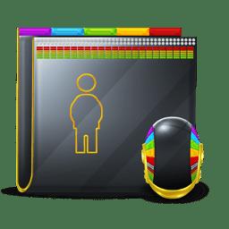 Guyman Folder Public icon