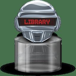 Thomas Folder Library icon