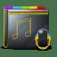 Guyman-Folder-Music icon