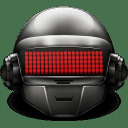 Daft Punk Thomas On icon