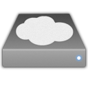 Cloud hd icon
