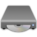 Cd-drive-full icon