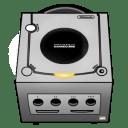Gamecube silver icon