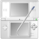 Nintendo DS with pen icon