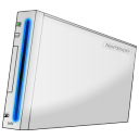 Wii side view icon