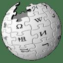 Wikipedia globe icon