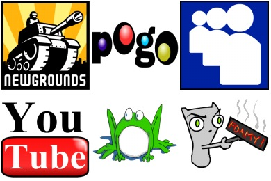 Popular Sites Icons