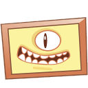Monster picture icon