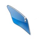Dossier zip icon
