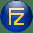 Filezilla bleu icon