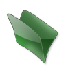 Dossier-vert icon