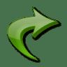 Fleche-raccourci icon