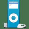 IPod-nano-bleu icon