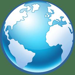 Globe Icon Operating Systems Iconset Tatice