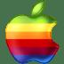 Apple-Rainbow icon