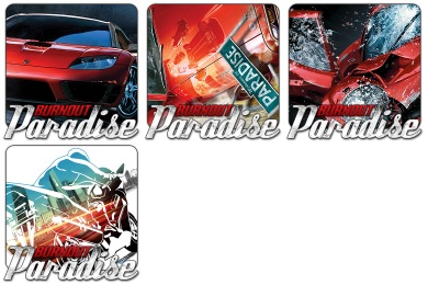 Burnout Paradise Icons