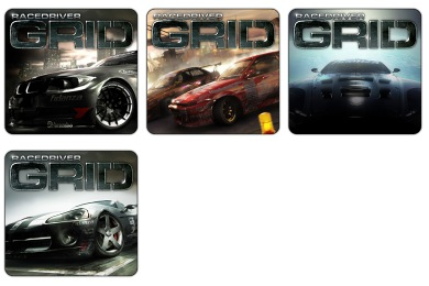 Race Driver Grid Icons