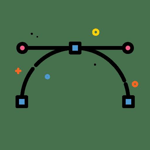 Vector-shape icon