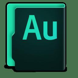 Adobe Audition Cc Icon Aquave Adobe Cc Iconset Thebassment