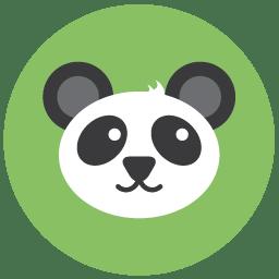 Seo panda icon