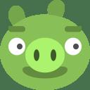 Bad pig icon