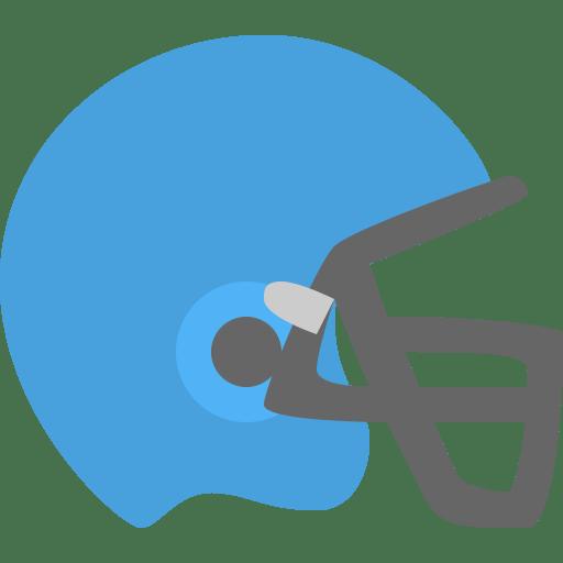Football-helmet icon