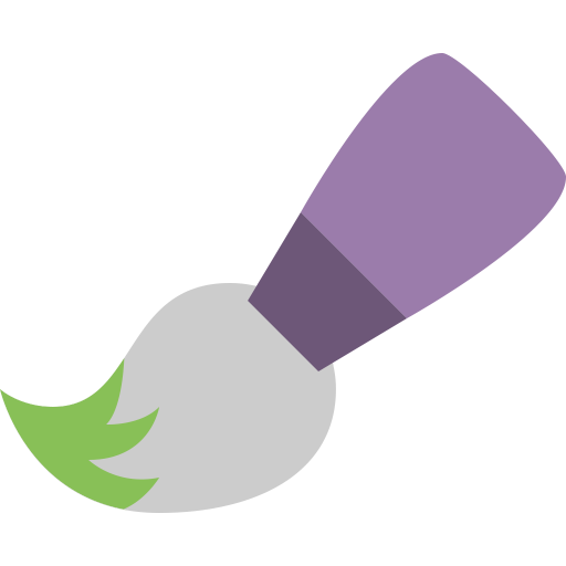 Paint-brush-tool icon