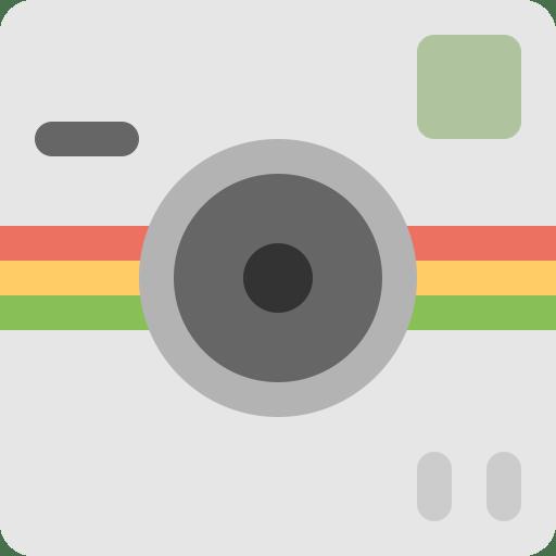 Polaroid-socialmatic icon