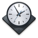 Settings Clock icon