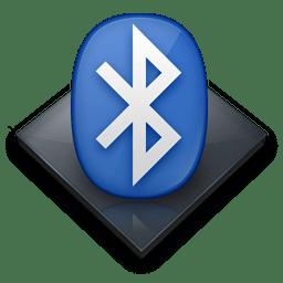 Settings Bluetooth icon