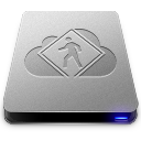 iDisk User Drive icon