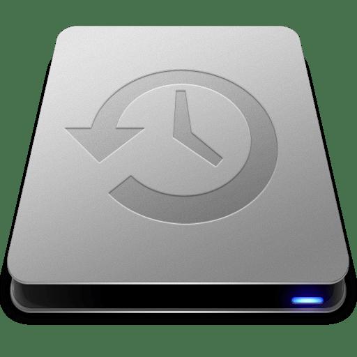 Time-Machine-Drive icon