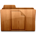 Glossy Document icon