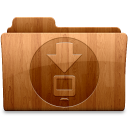 Glossy-Downloads icon