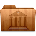 Glossy Library icon