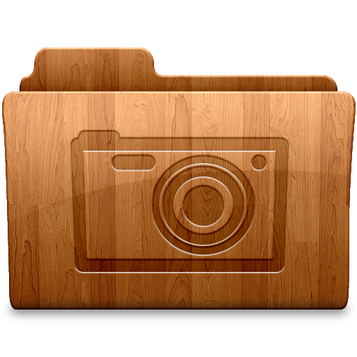 Glossy Pictures icon