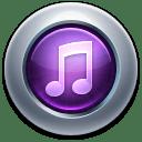 iTunes10 Purple icon
