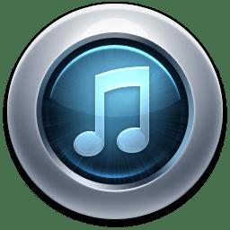 iTunes10 Graphite icon