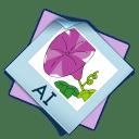 Filetype ai icon
