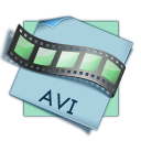 Filetype avi icon