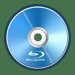 Bluray disc icon