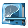 Drive-security icon