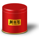 Tea-caddy-box icon