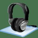 Windows 7 headphone icon