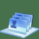 Windows 7 identity icon